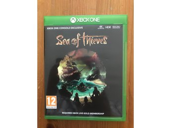 [XBOX ONE] SEA OF THIEVES / NYSKICK
