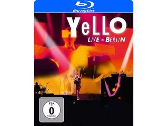 Yello: Live in Berlin 2016 (Blu-ray)