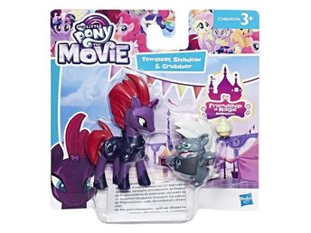 My Little Pony Friendship Is Magic Tempest Shadow & Grubber Figur