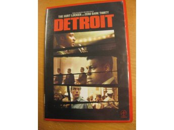 DETROIT - JOHN BOYEGA  -  DVD JAN 2018
