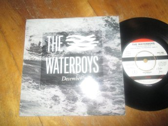 "The Waterboys ""December/Where Are You Now When I Need You"""
