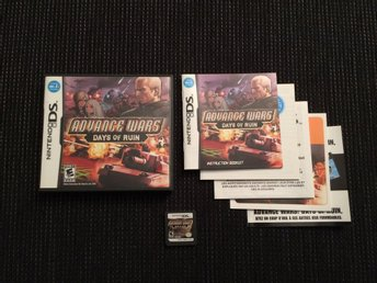 DS Advance Wars Days of Ruin