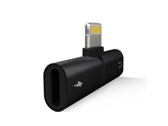Lightning Adapter - Svart