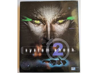 System Shock 2 komplett big box PC Windows
