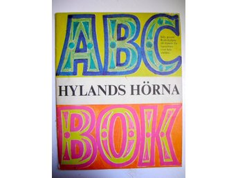 ABC BOK HYLANDS HÖRNA 1966