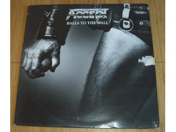 ACCEPT Balls to the wall LP
