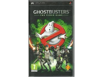 GHOSTBUSTERS - THE VIDEO GAME  ( NY ! PSP SPEL )