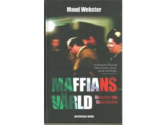 ** MAUD WEBSTER : MAFFIANS VÄRLD **