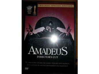 Amadeus dvd 2 disc special edition - Borlänge - Amadeus dvd 2 disc special edition - Borlänge