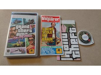 Grand Theft Auto - Vice City Stories / PSP / GTA