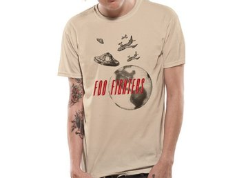 FOO FIGHTERS - UFO (UNISEX) - Small