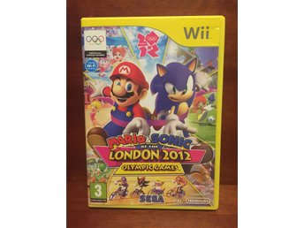 Mario & Sonic at the London 2012 Olympic Games -  Till Nintendo Wii