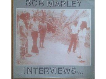 Bob Marley titel* Bob Marley Interviews* JAM LP - Hägersten - Bob Marley titel* Bob Marley Interviews* JAM LP - Hägersten