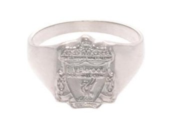 Liverpool Ring Sterling Silver L
