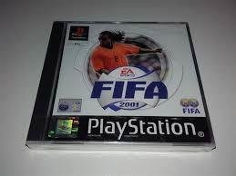 Fifa 2001 - Playstation 1