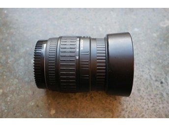 Sigma Zoom 28-80 mm 3,5-5,6 med Macro, Aspherical, Sony A