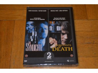 The Syndicate - Maerchants Of Death ( Rutger Hauer Michael Pare ) DVD INPLASTAD