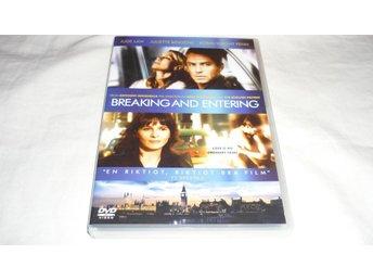 Breaking and entering - Jude Law - Juliette Binoche - Svensk text - Alfta - Breaking and entering - Jude Law - Juliette Binoche - Svensk text - Alfta