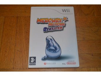 Mercury Meltdown Revolution - Nintendo Wii