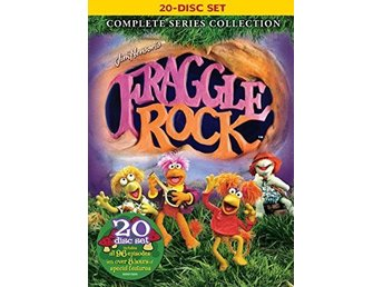 Fraggle Rock - The Complete Series Collection (DVD)
