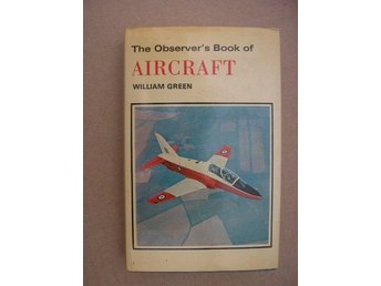 The Observer´s Book of Aircraft av William Green