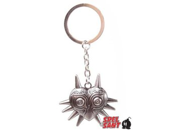 The Legend of Zelda Majoras Mask Metal Nyckelring