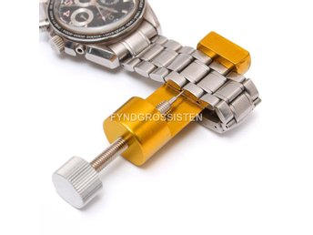 Professional Watch Band Link Pin Tool Fri Frakt Helt Ny