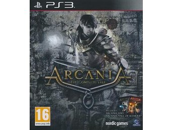 Arcania Complete Tale (PS3)