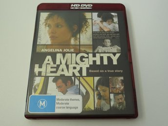 A MIGHTY HEART (HD DVD) Angelina Jolie