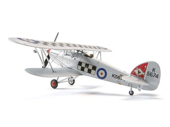 Corgi Hawker Fury in 1/72 scale - Limited Edition - Nice!