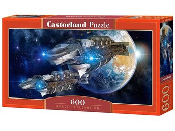 Castorland Rymd Expedition 600 Bitars Pussel