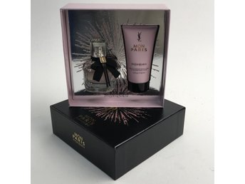 Yves Saint Laurent, Eau De Parfum, Mon Paris 30 ml, Body lotion 50 ml