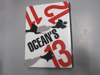 Ocean's Box - Ocean's Eleven / Twelve / Thirteen