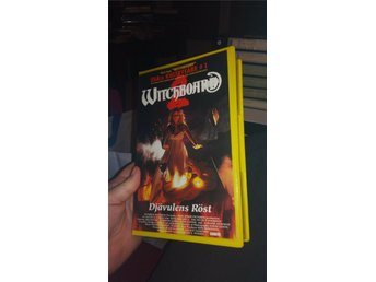 Witchboard 2 vhs FD hyr