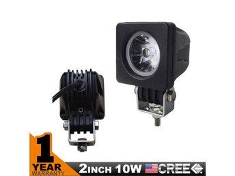 10w CREE Flood LED Worklight 9-32V arbetsbelysning extraljus - Fri frakt! - Hong Kong - 10w CREE Flood LED Worklight 9-32V arbetsbelysning extraljus - Fri frakt! - Hong Kong