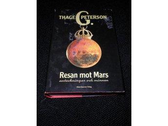 Thage G Peterson - Resan mot Mars anteckningar och minnen - Piteå - Thage G Peterson - Resan mot Mars anteckningar och minnen - Piteå