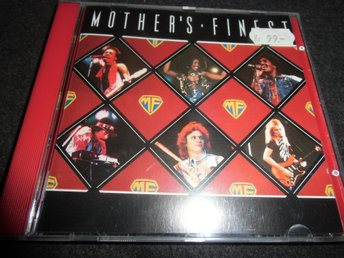 Mother´s Finest - S/T - CD - (1976) - Ny