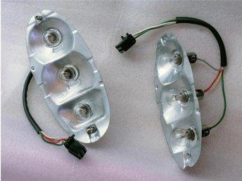Reflektor Bakljus Amazon med kabel och kontaktstycke - Landskrona - Reflektor Bakljus Amazon med kabel och kontaktstycke - Landskrona