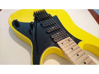 Ibanez RG 350 M Yellow