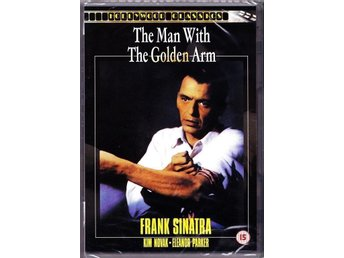 The Man With the Golden Arm - Frank Sinatra - Utgått - OOP!