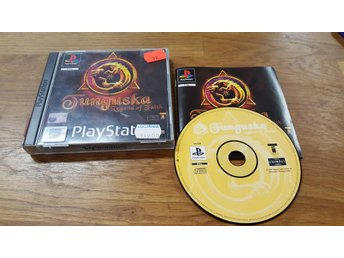 TUNGUSKA LEGEND OF FAITH BEG PS1