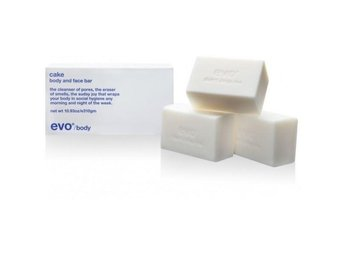 EVO cake -cleanser of pores, ph-neutral