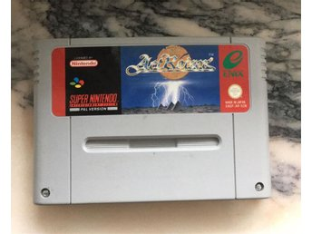 Act Raiser SNES