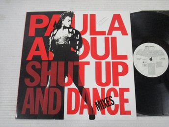 "Paula Abdul ""Shut Up And Dance"""