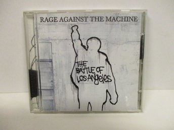 Rage Against The Machine - The Battle Of Los Angeles - FINT SKICK!