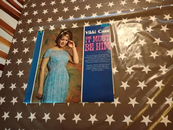 Vikki Carr - It must be him  LP!