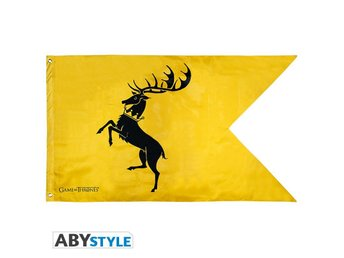 Flagga - Game of Thrones - Baratheon
