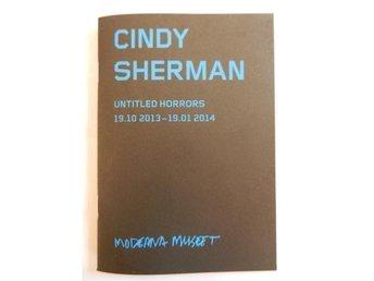 Program Cindy Sherman utställning Moderna Museet - Stockholm - Program Cindy Sherman utställning Moderna Museet - Stockholm