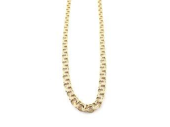 bismarck halsband 18k