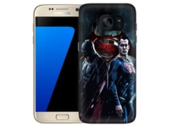 Samsung Galaxy S7 Edge Skal Batman Vs Superman